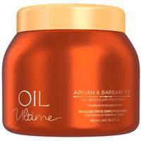 Schwarzkopf Oil Ultime Oil-in-Cream Treatment - Маска для жестких и средних волос  500 мл