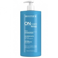 Selective On Care Hydration Conditioner - Увлажняющий кондиционер для сухих волос 1000 мл