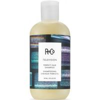 "R+Co Television Perfect Hair Shampoo - Шампугь для совершенства волос ""прямой эфир"" 241 мл"