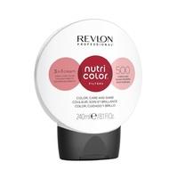 Revlon Nutri Color Filters - Прямой краситель без аммиака 500 фиолетово-красный 240 мл