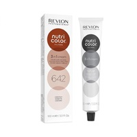 Revlon Nutri Color Filters - Прямой краситель без аммиака 642 каштановый 100 мл