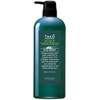 Lebel Theo Ice Mint Scalp Treatment - Крем-уход для кожи головы 600 мл