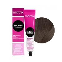 Matrix SoColor Pre-Bonder - Крем-краска для волос с бондером 4N шатен 90 мл
