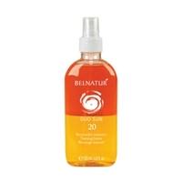Belnatur Duo Sun 20 - Бифазный лосьон для волос, лица и тела 200 мл