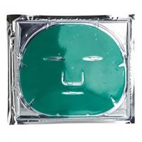 Beauty Style Mask - Коллагеновая балансирующая маска с зеленым чаем для жирной и смешанной кожи