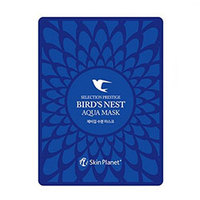 Mijin Cosmetics Skin Planet Bird Nest Aqua Mask - Маска для лица тканевая с экстракотом ласточкиного гнезда 25 г