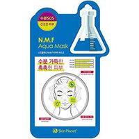 Mijin Cosmetics Uniquleen N.M.F. Aqua Filler Mask - Маска для лица тканевая увлажняющая 26 г