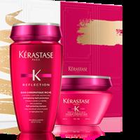 Kerastase Reflection - Новогодний набор 2017 (шампунь-ванна и маска для тонких волос)