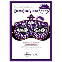 Mediheal Mask Dress Code Violet - Маска тканевая для лица 27 мл