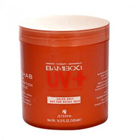 Alterna Bamboo UV+ Color Protection Rehab Deep Hydration Masque - Восстанавливающая маска для ухода за цветом 500 мл