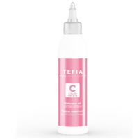 Tefia Color Creats Defensive Oil - Масло защитное с маслом сладкого миндаля 150 мл