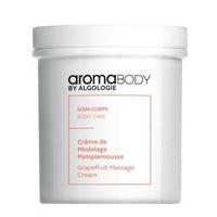 Algologie Aroma Body By Algologie Grapefruit Massage Cream - Массажный лифтинг крем грейпфрут 400 мл