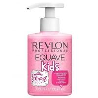 Revlon Professional Equave Kids Princess Shampoo - Шампунь для детей 2 в 1 300 мл