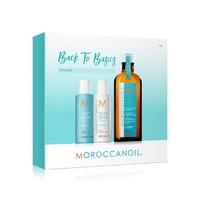 """Moroccanoil Mini Volume Set - Мини набор """"объем"""" (шампунь 70 мл, кондиционер 70 мл, масло лайт 100 мл)"""