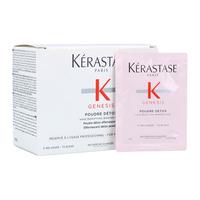 Kerastase Genesis Poudre Detox - Детокс-пудра для глубокого очищения кожи головы и уплотнения волос по длине 30*2 г