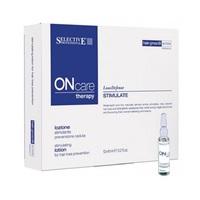 Selective On Care Scalp Stimulate Lotion - Стимулирующий лосьон от выпадения волос 12*6 мл
