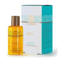 Barex Olioseta Oro del Marocco Oil Treatment for Hair - Масло-уход с маслом арганы и маслом семян льна 100 мл