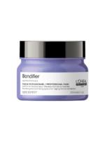 Loreal Professionnel Serie Expert Blondifier Gloss Mask - Маска для осветленных и мелированных волос 250 мл