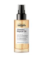 Loreal Professionnel Serie Expert Absolut Repair Gold Mythic Oil - Масло 10 в 1 для восстановления поврежденных волос 90 мл