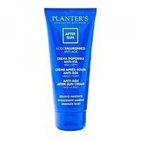 Planter's Solare Anti-Age After Sun Cream - Крем для лица и тела после загара с гиалуроновой кислотой 100 мл