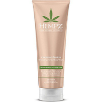 Hempz Coconut Fusion Energizing Herbal Body Wash - Бодрящий гель для душа Кокос 250 мл