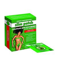 Beauty Style Slim Patch - Пластырь для похудения на основе высокогорных тибетских трав 14 шт