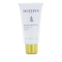 Sothys Oily Skin Absorbant Mask - Маска  абсорбирующая для жирной кожи 50 мл