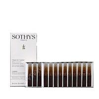 Sothys Clarte & Confort C&C Concentrated Serum - Концентрированная сыворотка  для укрепления и защиты сосудов 20*2 мл