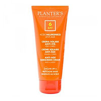 Planter's Solare Anti-Age Sunscreen Cream SPF 6 - Крем солнцезащитный для лица и тела SPF 6 с гиалуроновой кислотой  100 мл