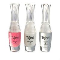 Trind French Manicure Set Pink - Набор для французского маникюра (розовый) 3*9 мл