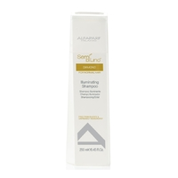 Alfaparf Semi Di Lino Diamond Illuminating Shampoo - Шампунь для нормальных волос, придающий блеск, 60 мл