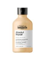 Loreal Professionnel Serie Expert Absolut Repair Gold Shampoo - Шампунь для восстановления поврежденных волос 300 мл