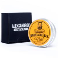 Aleksandrov Moustache Wax Mild Sunrise - Воск для усов 13 г