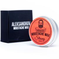 Aleksandrov Moustache Wax Strong Sunset - Воск для усов 13 г