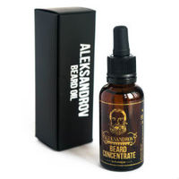 Aleksandrov Beard Concentrate Glühwein - Масло для стимуляции роста бороды 30 мл