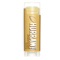 Hurraw Almond Lip Balm - Бальзам для губ миндаль