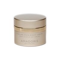 AmaDoris Bio Cells Nutri-Activ Sublime Rich - Обогащенный ночной крем для сухой кожи на клеточном уровне 50 мл