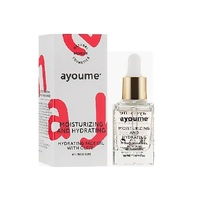 Ayoume Miosturizing And Hydrating Face Oil With Olive - Масло для лица увлажняющее 30 мл