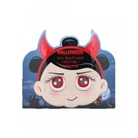 Ayoume Halloween Devil Beauty Mask Moisture - Маска увлажняющая с гиалуроновой кислотой 20 гр