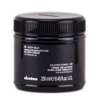 Davines OI Body Balm Absolute Beautifying Velvety Cream With Rocou Oil - Бархатный бальзам для абсолютной красоты тела 250 мл