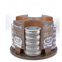 Reuzel Hybrid Poker - Набор для волос (паста для волос 5*113 г, моделирующая глина 5*113 г, матовая помада 5*113 г)