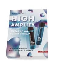 Matrix Total Results High Amplify - Весенний набор 2021 для объема волос (шампунь 300 мл, кондиционер 300 мл)