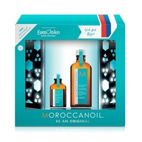 Moroccanoil Treatment Be An Original  Light 2021 - Набор восстанавливающее масло 100 мл и 25 мл