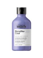 L'Oreal Professionnel Serie Expert Blondifier Cool Shampoo - Шампунь для нейтрализации желтизны холодных оттенков блонд 300 мл