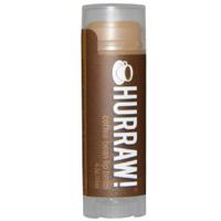 Hurraw Coffee Bean Lip Balm - Бальзам для губ кофе