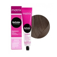 Matrix SoColor Pre-Bonder - Крем-краска для волос с бондером 5N светлый шатен 90 мл