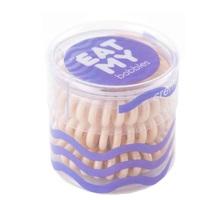 """EAT MY Bobbles Creme Вrulee - Резинки для волос """"крем-брюле"""" (мини-упаковка) 3 шт"""