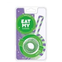 """EAT MY Bobbles Mint Pop - Резинки для волос """"мятный леденец"""" 3 шт"""