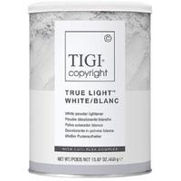 TIGI Copyright Colour True Light White - Универсальный осветляющий порошок 450 гр