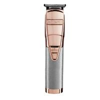 Babyliss Pro Rose Barber Spirit FX7880RGE - Триммер для окантовки 0,2 мм, аккумулятор/сетевой 2 насадки